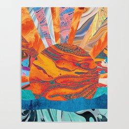 Sunrise, Sunset Poster