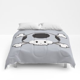 Toad Skull Comforters