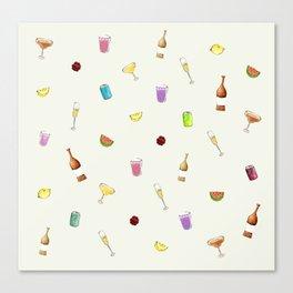 Summer vibes Canvas Print