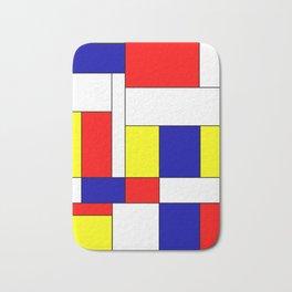 Mondrian #37 Bath Mat