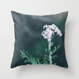 Flower Photography by Siora Photography Throw Pillow