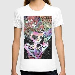 I heard the mermaids T-shirt