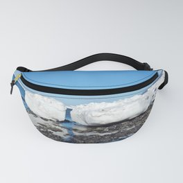 Icebergs Beached by the tides Fanny Pack