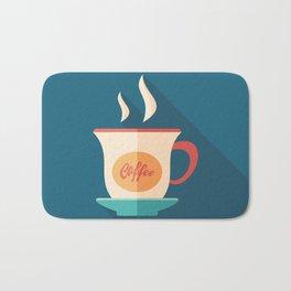 Cup of Coffee Bath Mat
