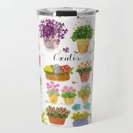 Here are some Pot Plants! Travel Mug