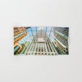 Big Apple in the Big Apple Hand & Bath Towel