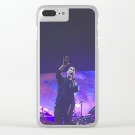 Bastille Clear iPhone Case
