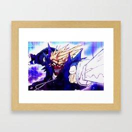 Meet Panik Framed Art Print