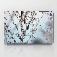 poem iPad Cases featuring poem building by Sarah E. Roy
