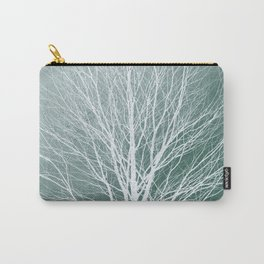 Creative Tree Green Carry-All Pouch