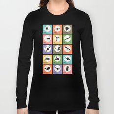 Space Probes Long Sleeve T-shirt