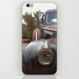 Old Car iPhone Skin