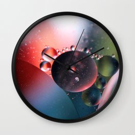 MOW17 Wall Clock