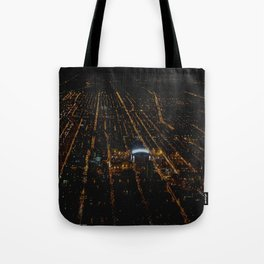 United Center: A Standout Arena (Chicago Architecture Collection) Tote Bag