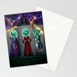 Haunted Carnival by Topher Adam 2017 Stationery Cards