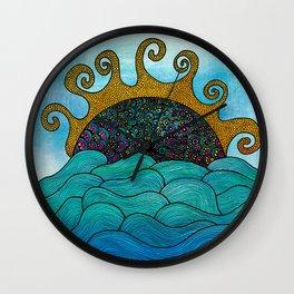 Oceania Wall Clock