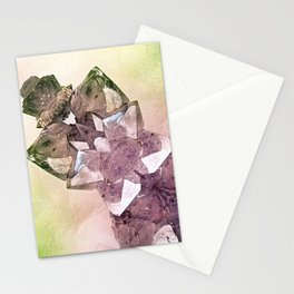 Crystal Connection Stationery Cards
