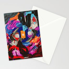 Pandemic Time Stationery Cards