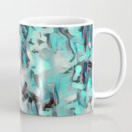 Confetti Caribbean Aqua Coffee Mug