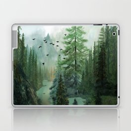Mountain Morning 2 Laptop & iPad Skin