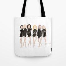 Supermodels Tote Bag
