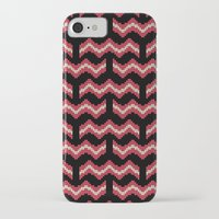 8 bit iPhone & iPod Cases featuring 8 Bit Bacon  by robyriker