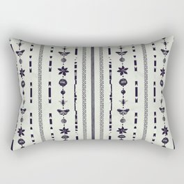 DG Floral Pattern 1 Rectangular Pillow