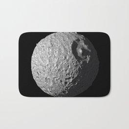 Mimas Saturn's Moon HD - AKA The Real Death Star Bath Mat