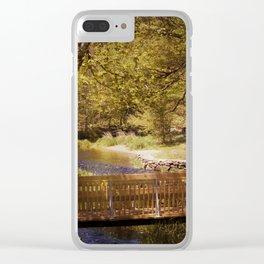 Footbridge Clear iPhone Case