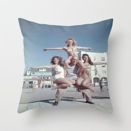 Show Off Throw Pillow