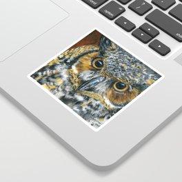 Octavious by Teresa Thompson Sticker