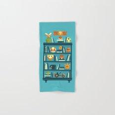 Mario Shelf Hand & Bath Towel