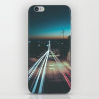 alabama iPhone & iPod Skins featuring Alabama Hill by Bronson Snelling