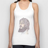 ben giles Tank Tops featuring Ben Bridwell  by Jesse Robinson Williams