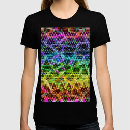Abstract Connections T-shirt