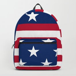 US Flag Backpack