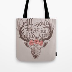 All Good Things Tote Bag