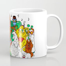 halloween party Coffee Mug