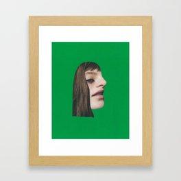 After the cut no.3 Framed Art Print