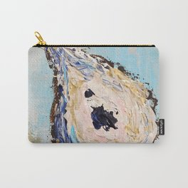 Impressionistic Oyster #2 - golden oyster Carry-All Pouch