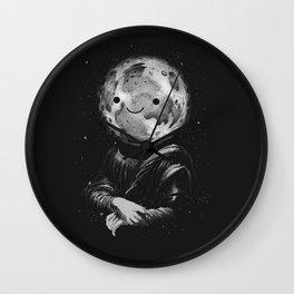 Moonalisa Wall Clock
