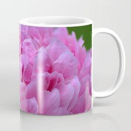 Peony Coffee Mug