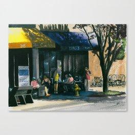 King's Crab Shack Canvas Print