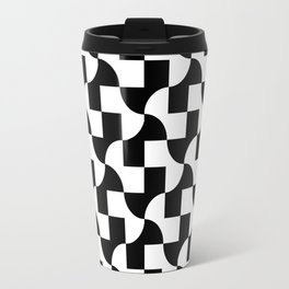 Monochrome Fantasy I Travel Mug