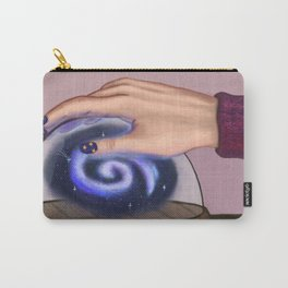 Space in the bottle Carry-All Pouch