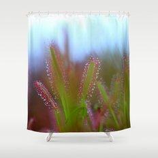 Fairy Like Sundew - JUSTART © Shower Curtain
