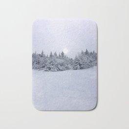 Tree Line Bath Mat