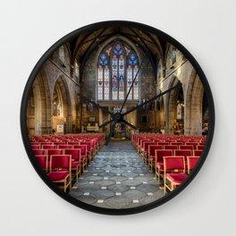 Cathedral Entrance Wall Clock