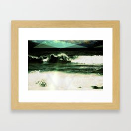 Waikiki Special Framed Art Print
