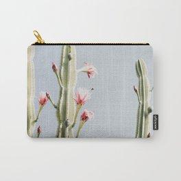 Cereus Cactus Blush Carry-All Pouch